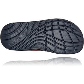 Hoka One One Ora Recovery Slide Sandals Men fiesta/ombre blue